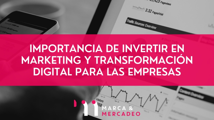 importancia marketing y transformación digital